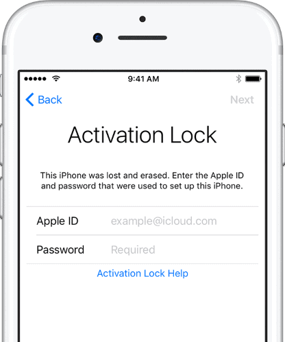 iPhone & iPad Activation Lock Bypass