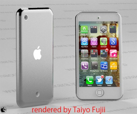 iPod Touch 5g Release Date in 2012 is True?