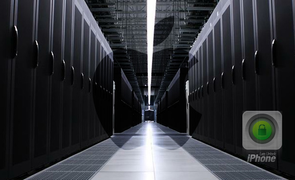 Apple Data Center in Nevada