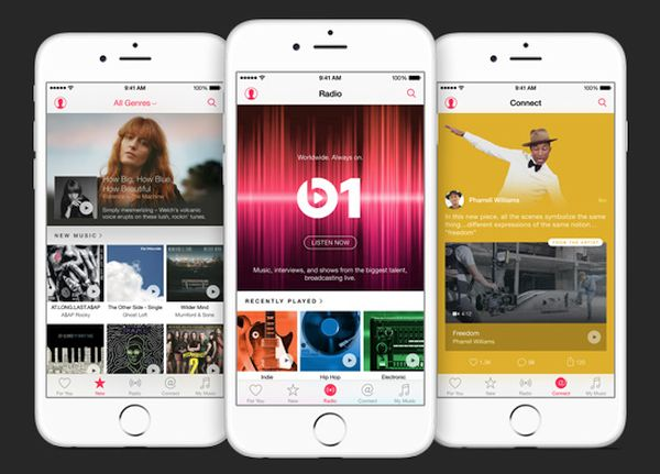 Apple Music Libraries Delete Remove iPhone Mac Facts