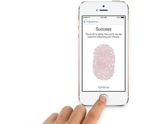 Apple Security Touch ID Requirements iPhone 2016