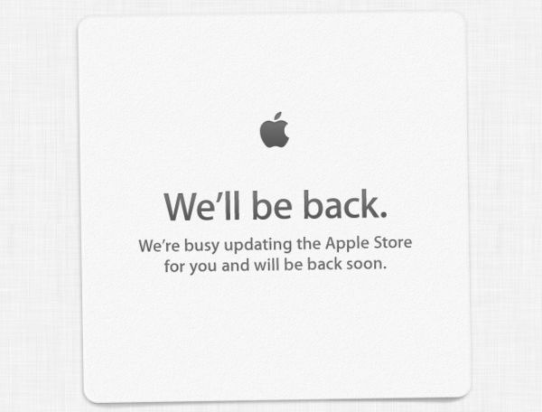 Apple Store Outage May 2016