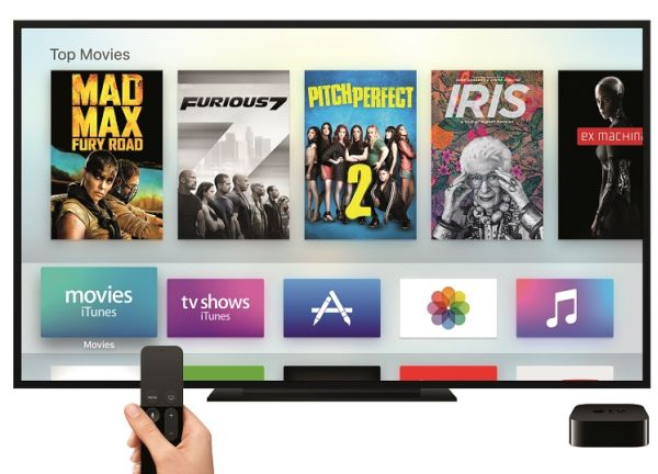 Apple TV 4 Jailbreak Pangu News