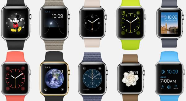 Apple Watch Faces New More Options