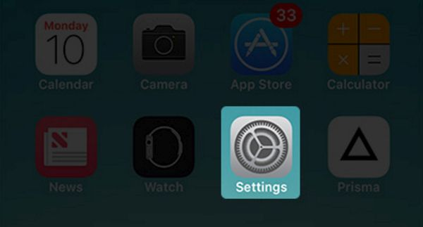How to Access Settings on iPhone