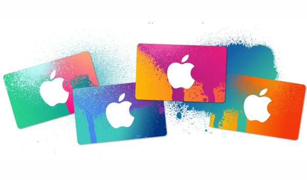 iTunes Gift Card Apple How to Share Send from iPhone