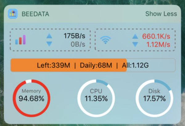 BeeData Tracking for iPhone