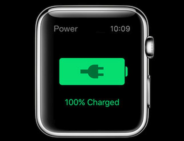 Check iPhone Battery Level on Apple Watch How To
