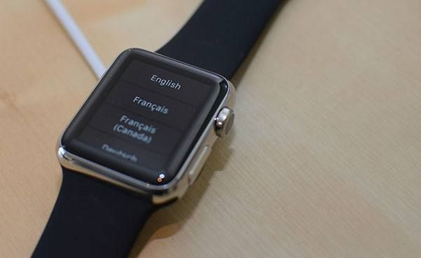 Choose Apple Watch Language Setup Guide