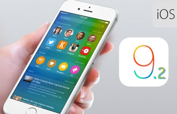 Direct iOS 9.2 Download Links ipsw iPhone iPad iPod Touch