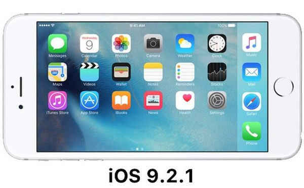Download iOS 9.2.1 ipsw direct links fix error 53