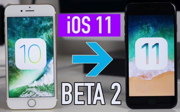 iOS 11 Beta 2 Download and Update on iPhone and iPad