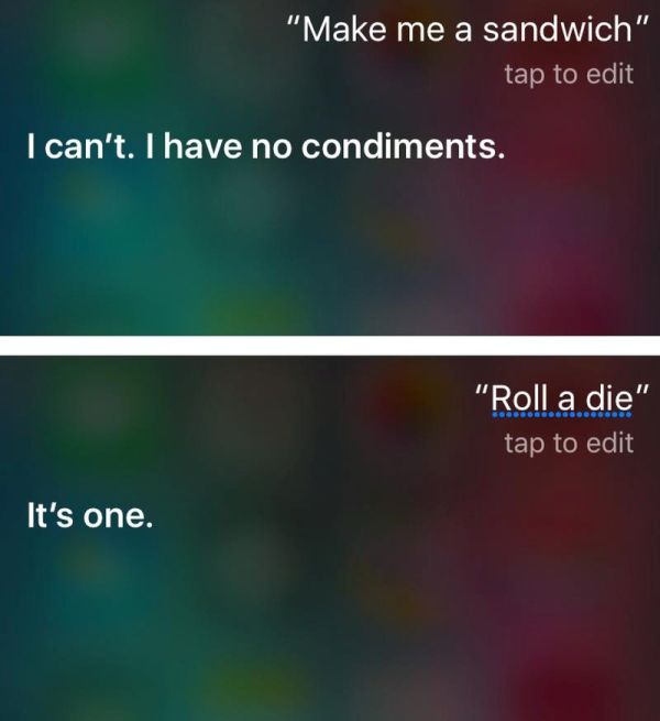 Funny Things to Ask Siri 2016