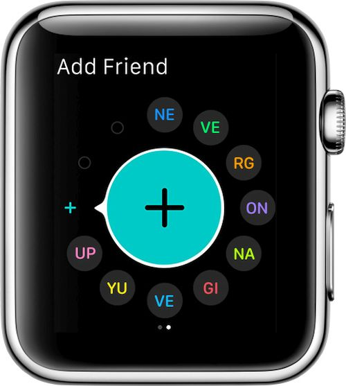 How to Add Friends to Apple Watch