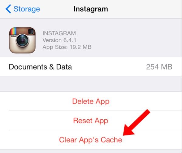 How to Clear App Cache on iPhone 6s with 3D Touch