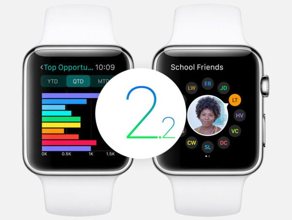 How to Install WatchOS 2.2 Update