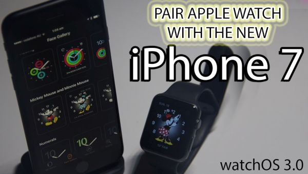 How to Pair Apple Watch to iPhone 7 Guide
