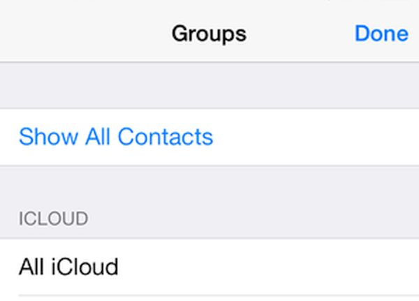 How to Delete Multiple Contacts on iPhone 7