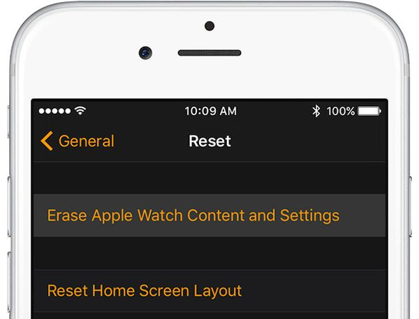 Bypass Apple Watch Password with Paired iPhone