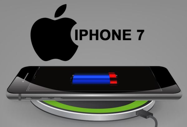 Wireless iPhone 7 charging options