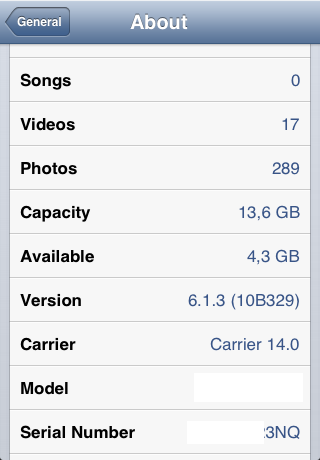 downgrade ios 6.1.3 iphone 3gs ifaith