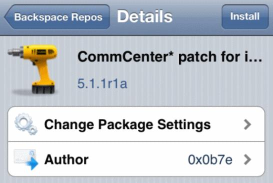 R-Sim 3 iPhone 4S iOS 5.1.1