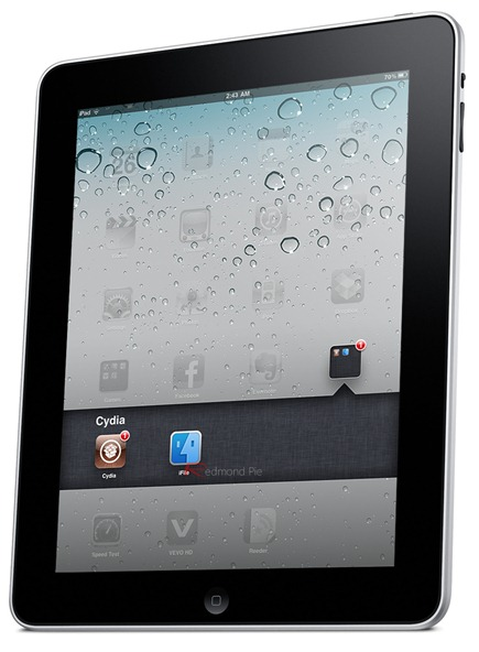 Jailbroken iPad 1