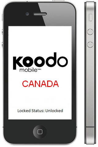 Koodo iPhone Factory Unlock