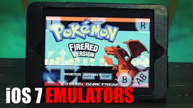 Nintendo ios emulator