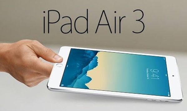 No iPad Air 3 Release 2016 Apple Rumors