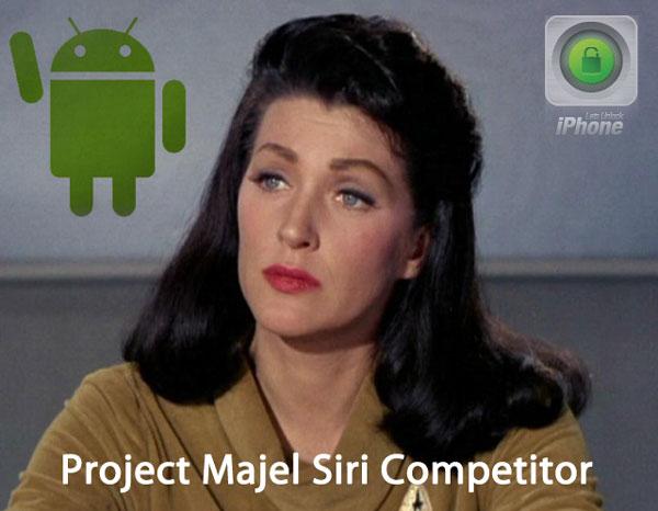 Project-Majel-Siri-Competitor