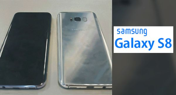 Samsung Galaxy S8 Phone Leak