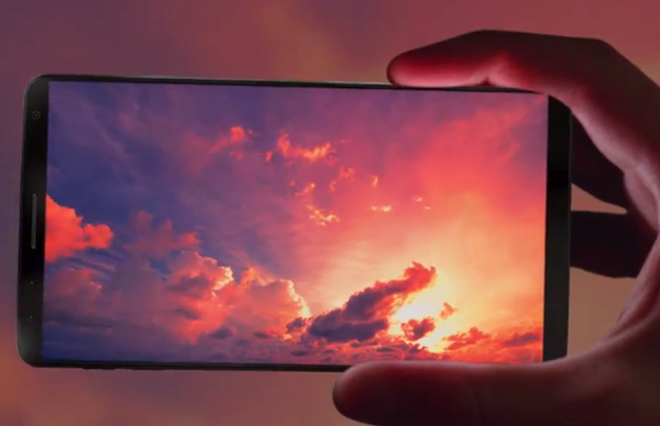 Samsung Galaxy S8 Design and Display