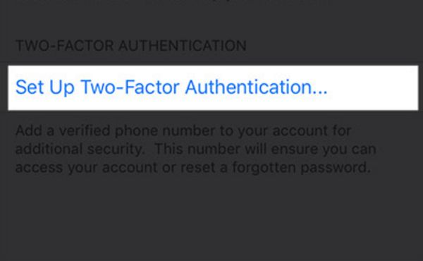 How to Set Up 2-Factor Authentication for Apple ID