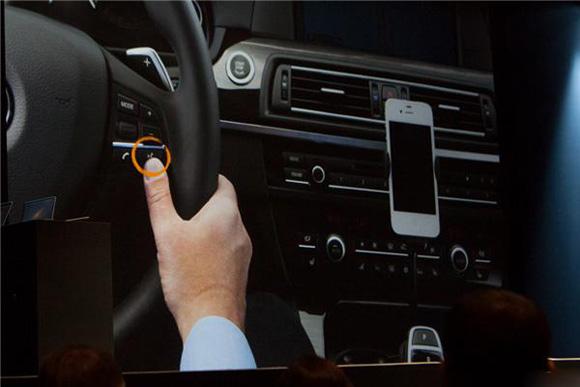 Siri Eyes Free Capability GM