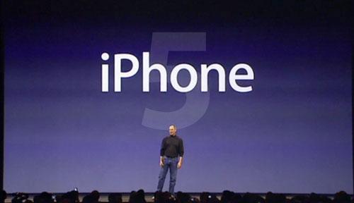 Steve jobs worked on iPhone 5 design
