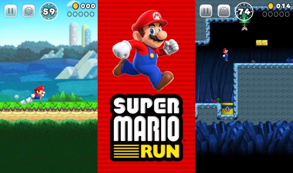 iPhone Super Mario Run Game Release Date