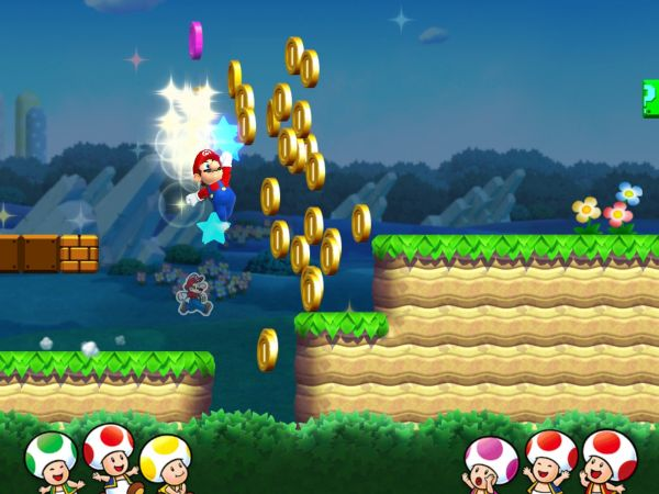 Super Mario Run iOS Game Price Cost