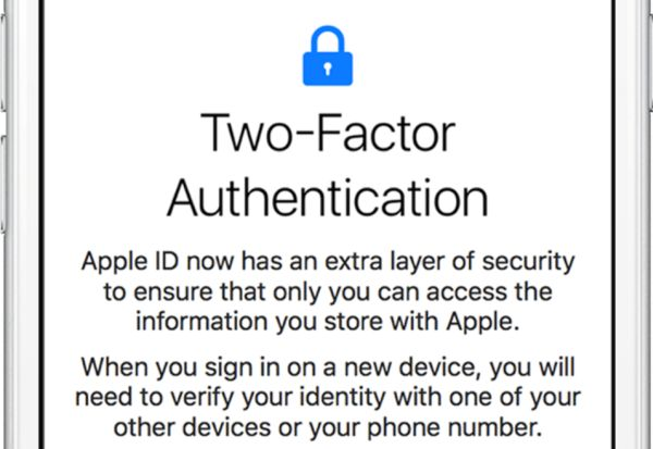 How to Turn On / Off Two-Factor Authentication for Apple ID