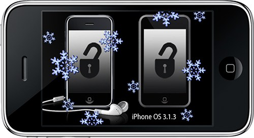 Unlock iPhone 3G 3.1.3 Firmware