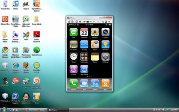 Veency cydia app