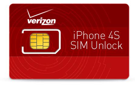 Do Verizon Iphone  Have Sim Cards
