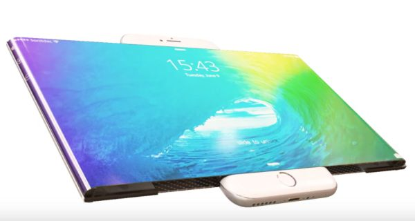 Widescreen iPhone Concept iPhone 7 Rumors
