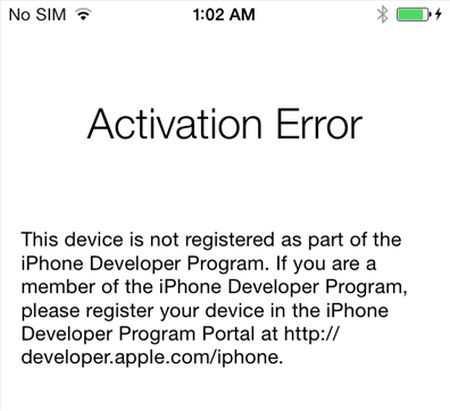 bypass ios 8 activation lock