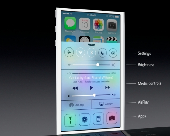 What is airdrop in ios 7 platform for iphone ipad ipod touch airdrop in control center on ios 7 ccuart Image collections