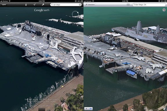apple 3d maps