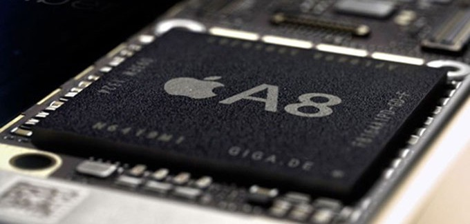 Apple A8 Chip Specs