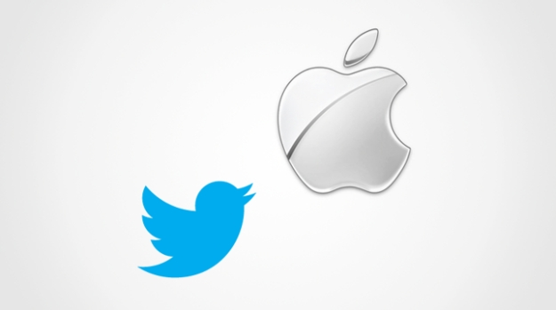 apple invests in twitter