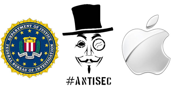 Apple Announced Respond On AntiSec UDID Hack