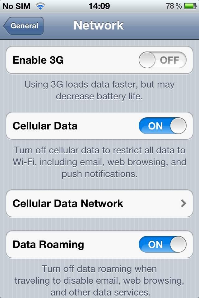 Unlock 04.11.08 baseband Settings